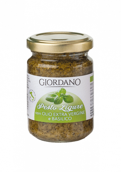 Pesto aus Ligurien