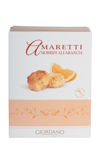 Amaretti mit Orange