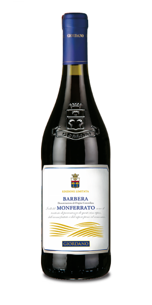 Barbera Monferrato DOC 2015 UNESCO